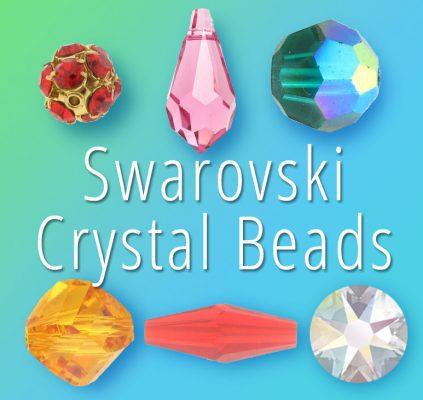 Swarovski Crystal Beads buy online