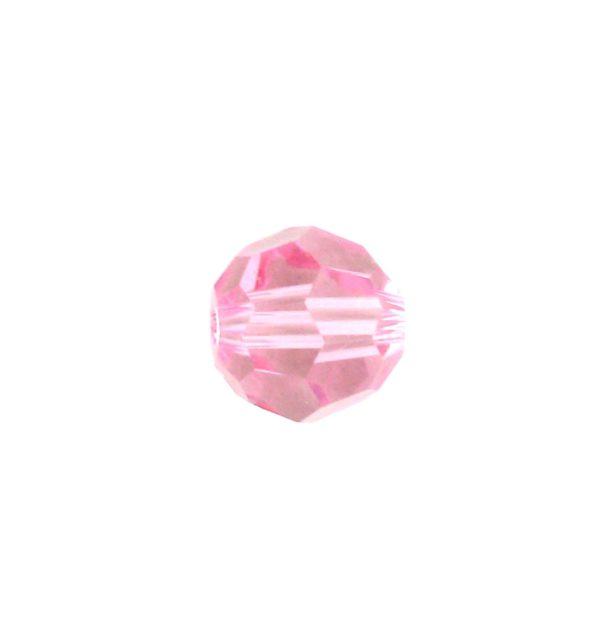 5000 - 14mm Swarovski Round Crystal - Light Rose