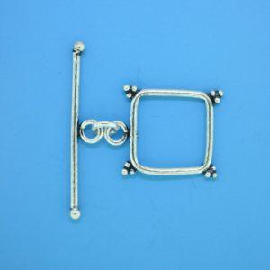 15634 - Bali Silver Clasp