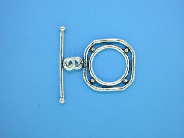 15641 - Bali Silver Clasp