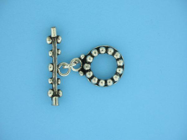 15453 - Bali Silver Clasp