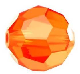 5000 - 6mm Swarovski Round Crystal Bead - Sun