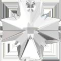 # 6866 - 20mm Swarovski Cross Pendant - Crystal
