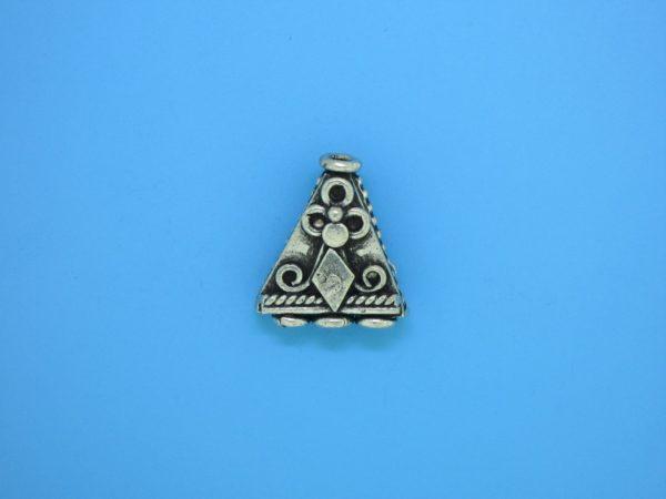 15191 - Bali Silver Bead 16x15mm