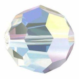 5000 - 20mm Swarovski Round Crystal - Crystal AB