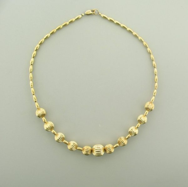 #12032 - Gold Filled Necklace