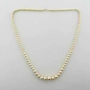 #12043 - 18 inches 14K Gold Filled Necklace