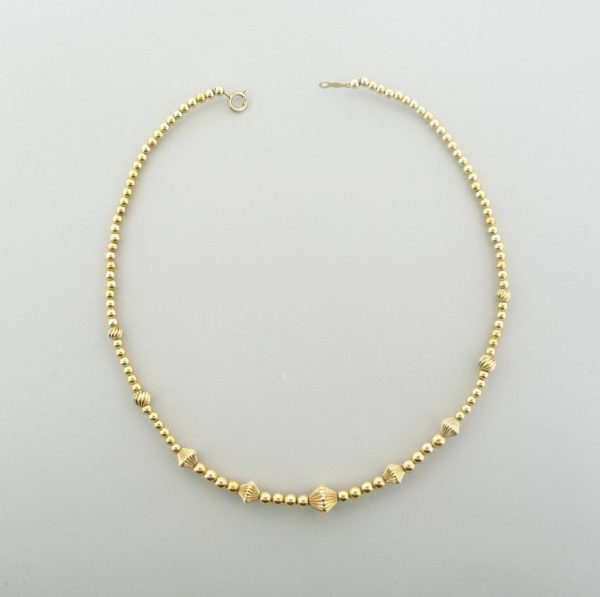 #12031  14K Gold Filled Necklace