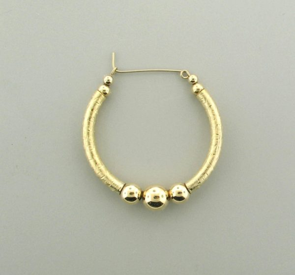 #12016 - Gold Filled Earring