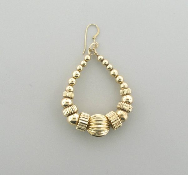 #12017 - Gold Filled Earring