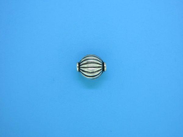 15311 - Bali Silver Bead 9x10mm