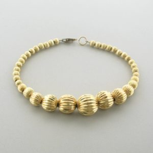 12047 - 14K Gold filled Bangle Bracelet