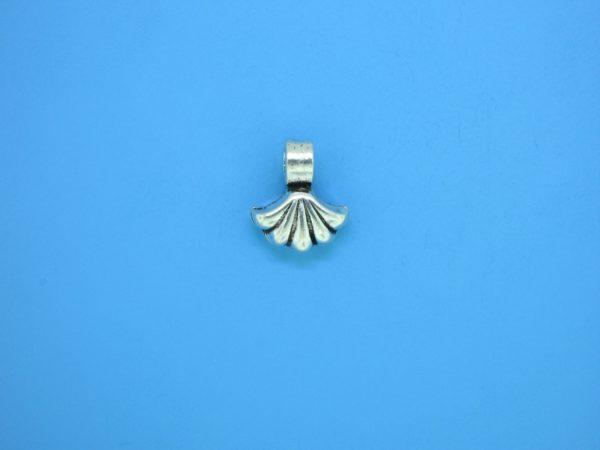 15353    - Bali Silver Bead 11x12mm