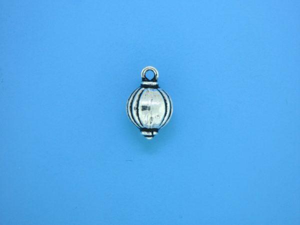 15356 - Bali Silver Bead 10x16mm