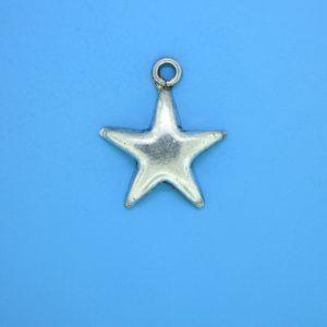 15358 - Bali Silver Bead 18x22mm