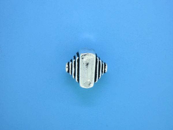 15363 - Bali Silver Bead 15x18mm