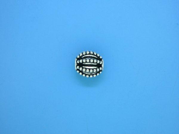 15426 - Bali Silver Bead 11x11mm