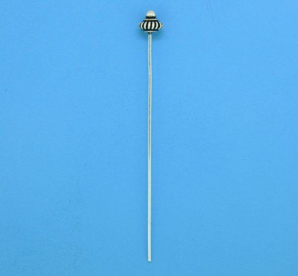 15594 - Bali Silver Headpin 54mm
