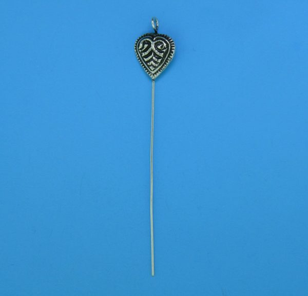 15595 - Bali Silver Headpin 65mm