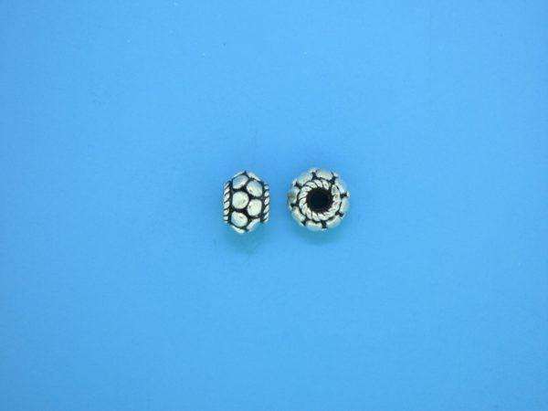 15563 - Bali Silver Bead 7mm