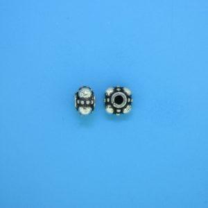 15565 - Bali Silver Bead 8mm