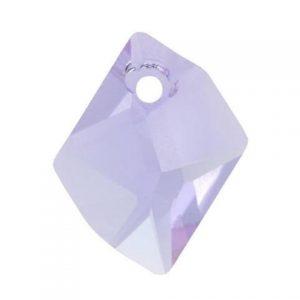 6680 - 14mm Swarovski Cosmic Pendant - Violet