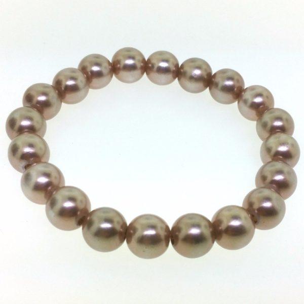 12091 - Swarovski Pearl Bracelet