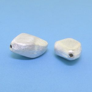 #15803 - Brushed Sterling Silver Bead - 16mm