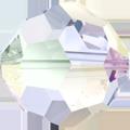 5000 - 10mm Swarovski Round Crystal - Crystal AB