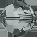 5000 - 10mm Swarovski Round Crystal - Black Diamond