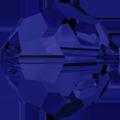 5000 - 10mm Swarovski Round Crystal - Dark Indigo