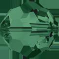 5000 - 10mm Swarovski Round Crystal - Emerald