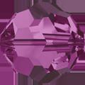 5000 - 10mm Swarovski Round Crystal - Fuchsia