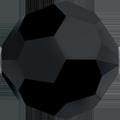 5000 - 10mm Swarovski Round Crystal - Jet