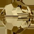 5000 - 10mm Swarovski Round Crystal - Light Col.Topaz