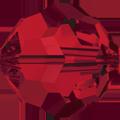 5000 - 10mm Swarovski Round Crystal - Light Siam
