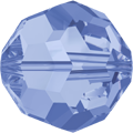 5000 - 10mm Swarovski Round Crystal - Light Sapphire