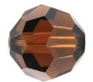 5000 - 10mm Swarovski Round Crystal - Mocca