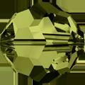 5000 - 10mm Swarovski Round Crystal - Olivine