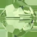 5000 - 10mm Swarovski Round Crystal - Peridot