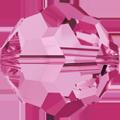 5000 - 10mm Swarovski Round Crystal - Rose