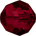5000 - 10mm Swarovski Round Crystal - Siam