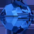 5000 - 10mm Swarovski Round Crystal - Sapphire