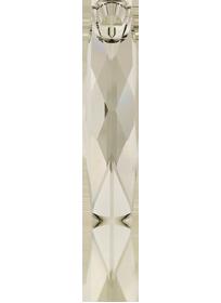 6460 - 20mm Swarovski Column Pendant - Silver Shade