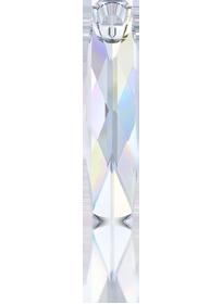 6460 - 20mm Swarovski Column Pendant - Crystal AB
