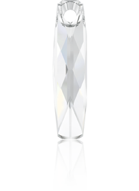 6460 - 20mm Swarovski Column Pendant - Crystal