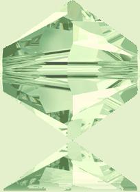 5301/5328 - 8mm Swarovski Bicone Crystal Bead - Chrysolite