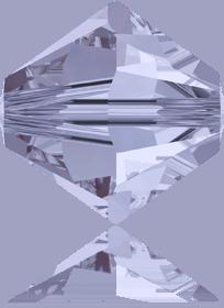 5301/5328 - 8mm Swarovski Bicone Crystal Bead - Provence Lavender