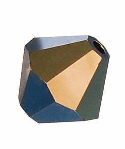 5301/5328 - 4mm Swarovski Crystal Bicone - Tabac