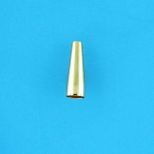 1802 - 12x4mm Gold Filled Cap Bead